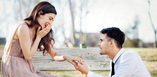 πρόταση γάμου