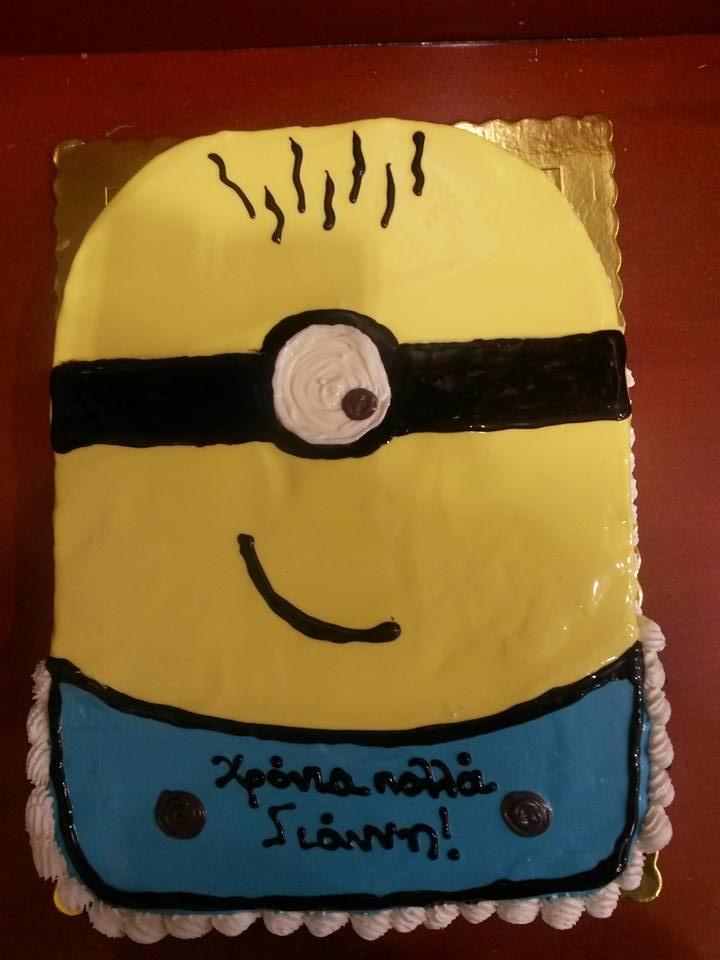 παιδικές τούρτες γενεθλίων