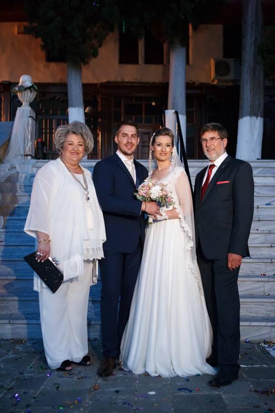 vintage γάμος