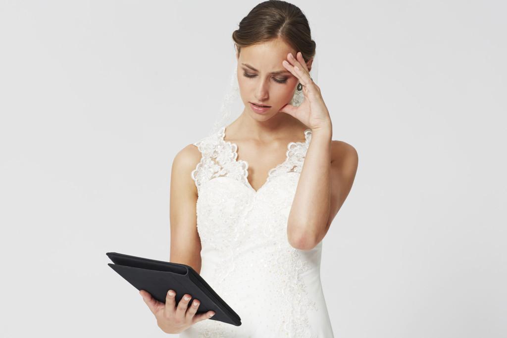 άγχος πριν το γάμο