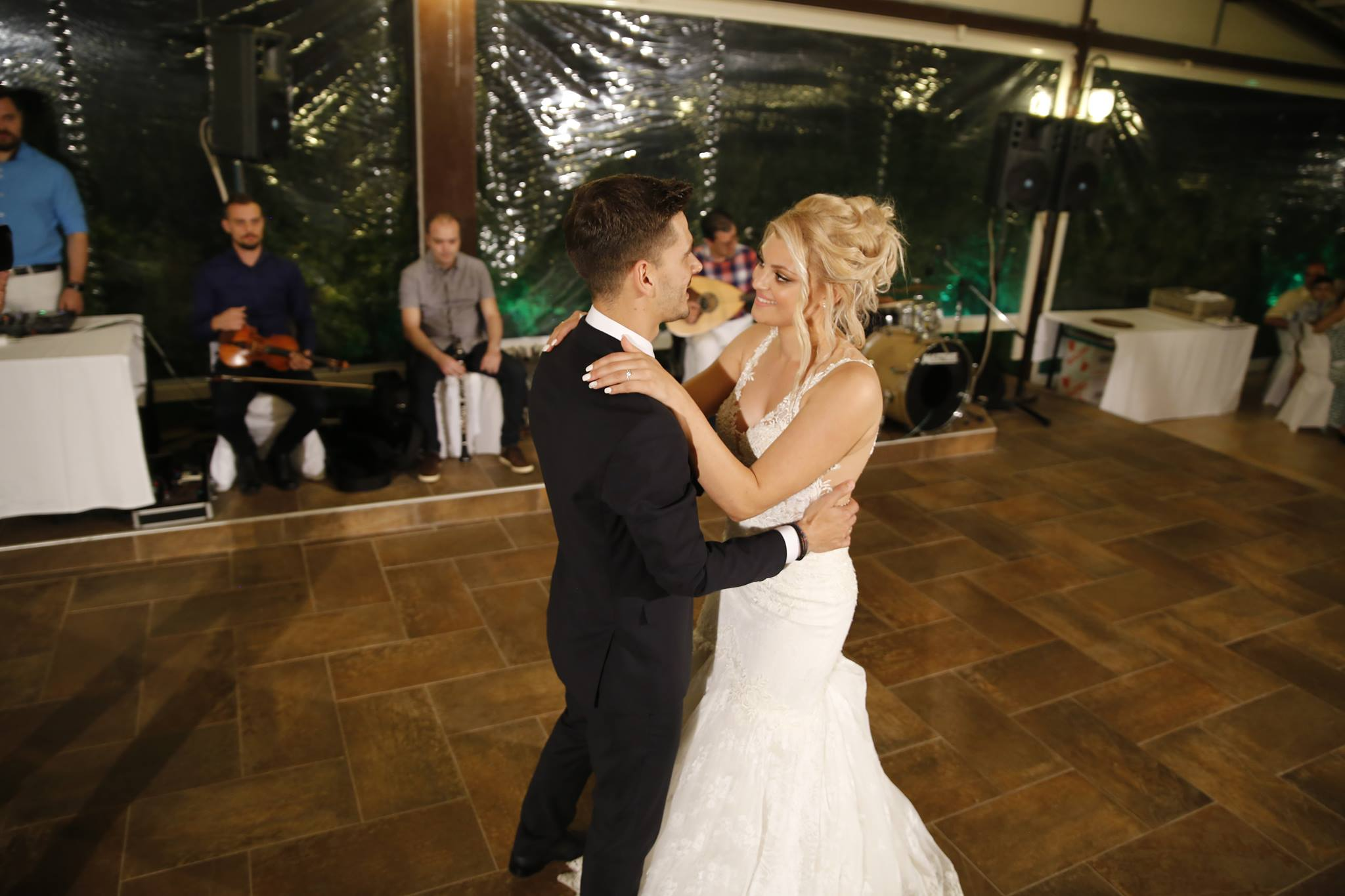 ρομαντικός γάμος