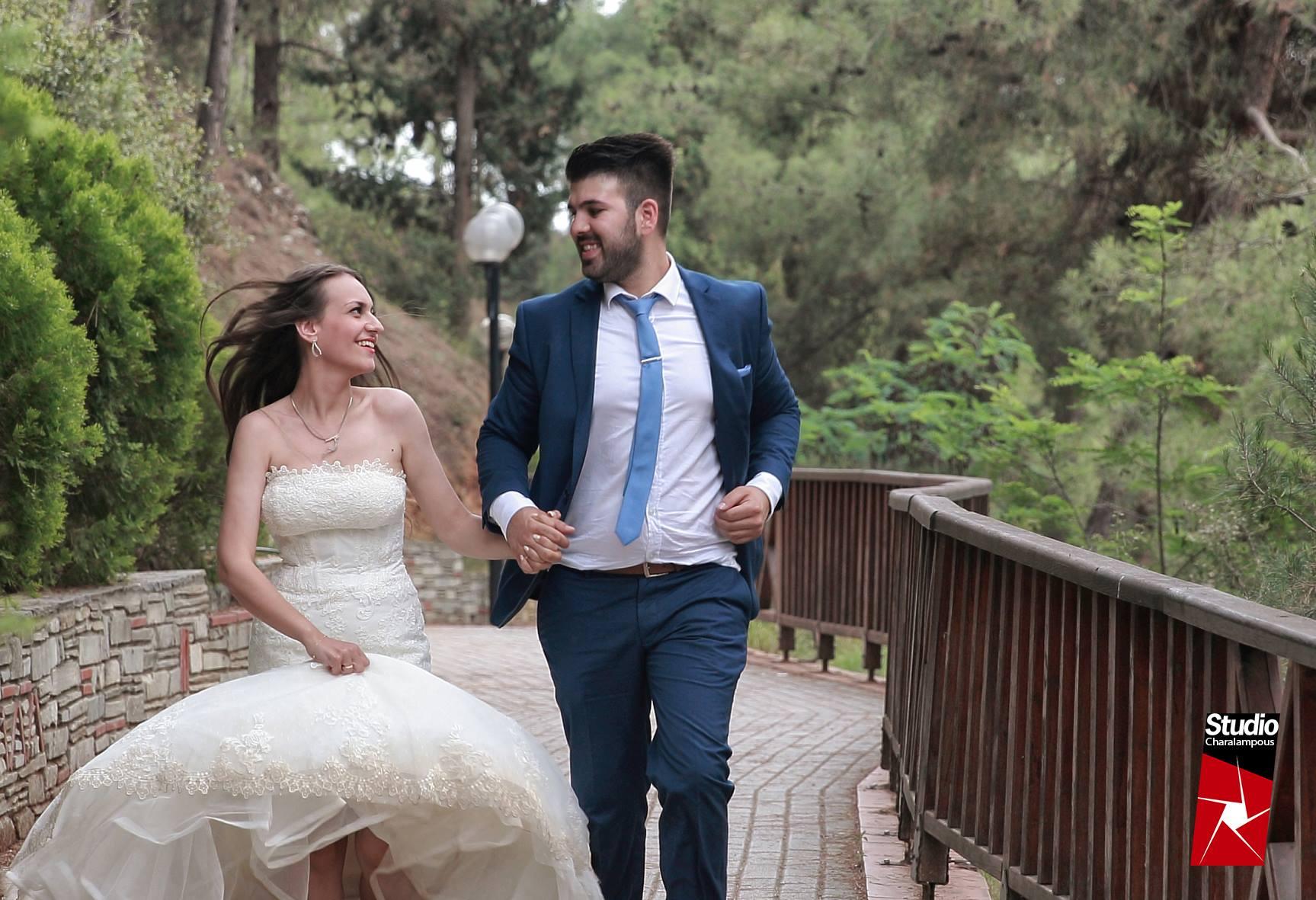 d7680050b3b5 Ο γλυκός γάμος της Ευθυμίας και του Χρήστου και η πανέμορφη βάπτιση ...