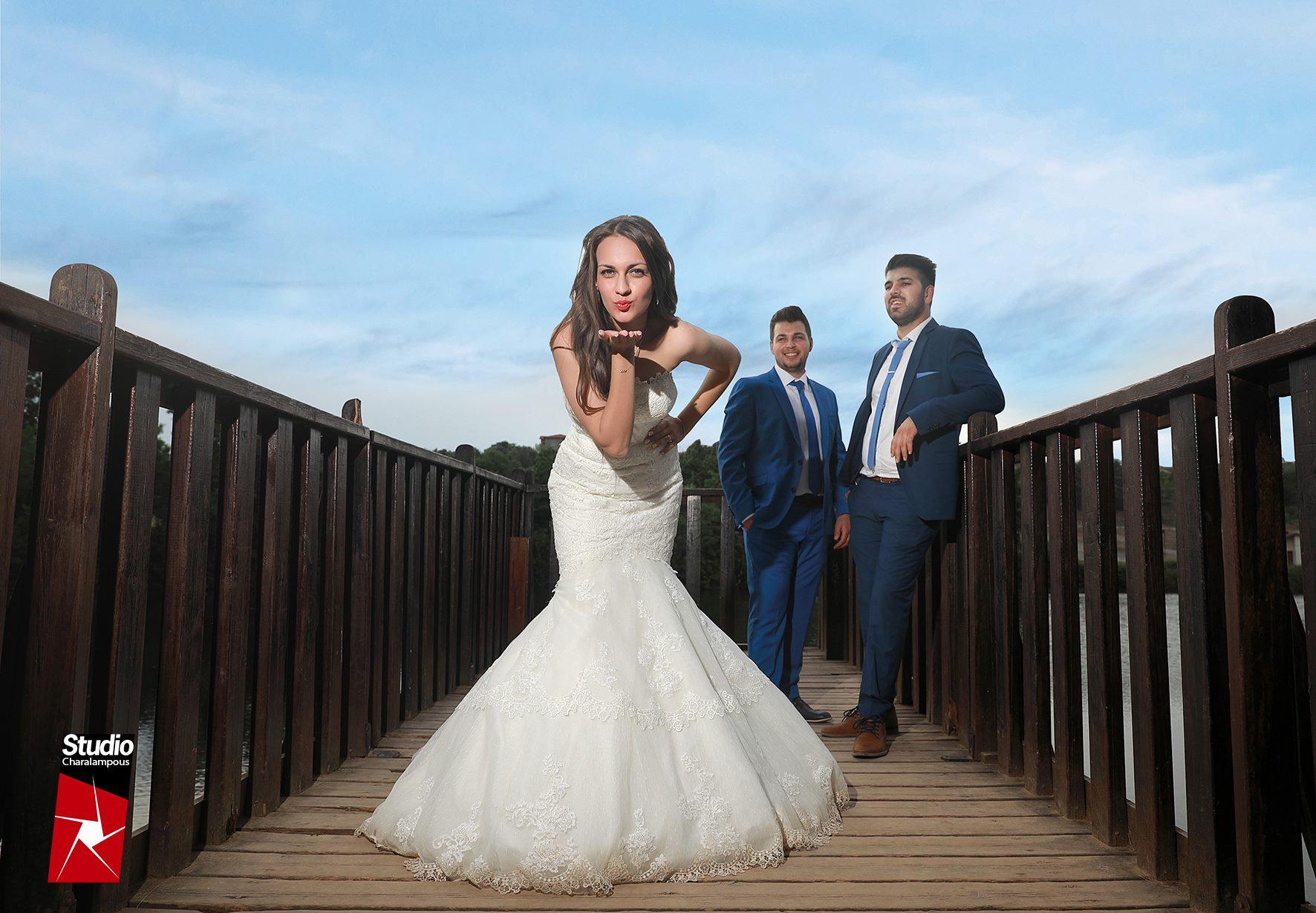 Ο γλυκός γάμος της Ευθυμίας και του Χρήστου και η πανέμορφη βάπτιση ... c5dd2047c57