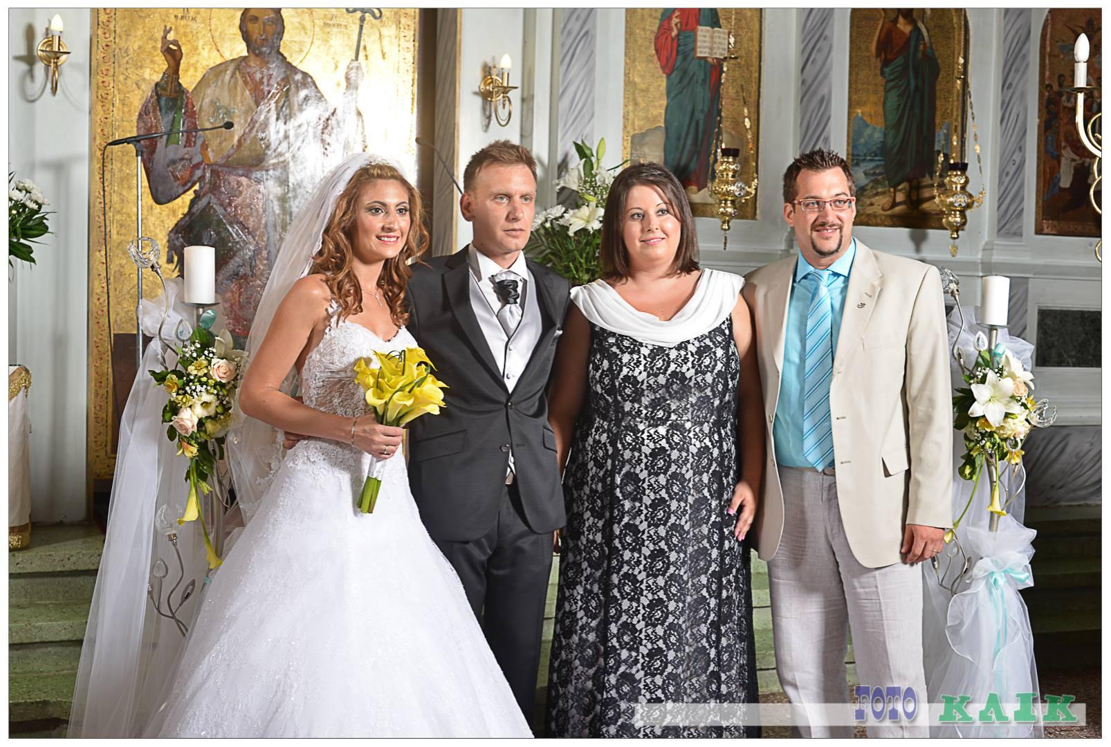0a219661bd3d Ένας απόλυτα ρομαντικός φθινοπωρινός γάμος για τη Γεωργία και τον ...