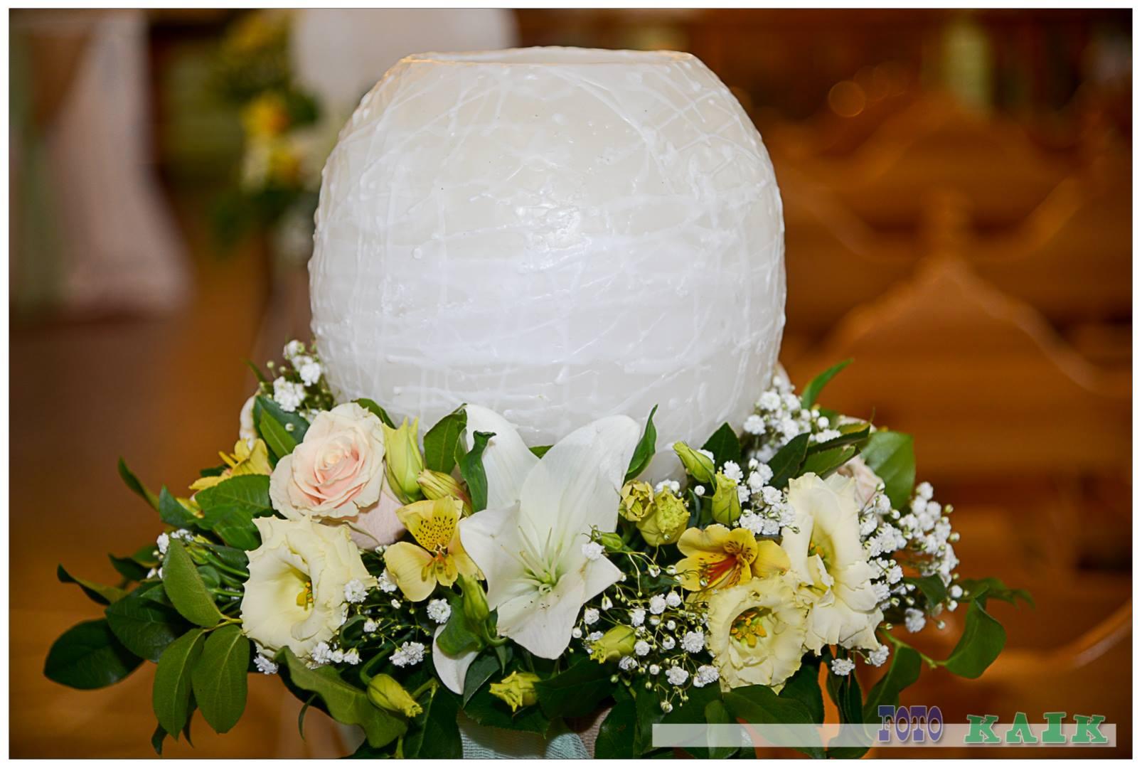 8aa675eeaf1a Ένας απόλυτα ρομαντικός φθινοπωρινός γάμος για τη Γεωργία και τον ...