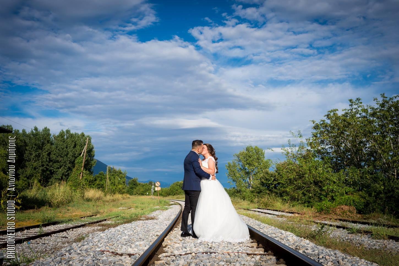 Αυγουστιάτικος γάμος