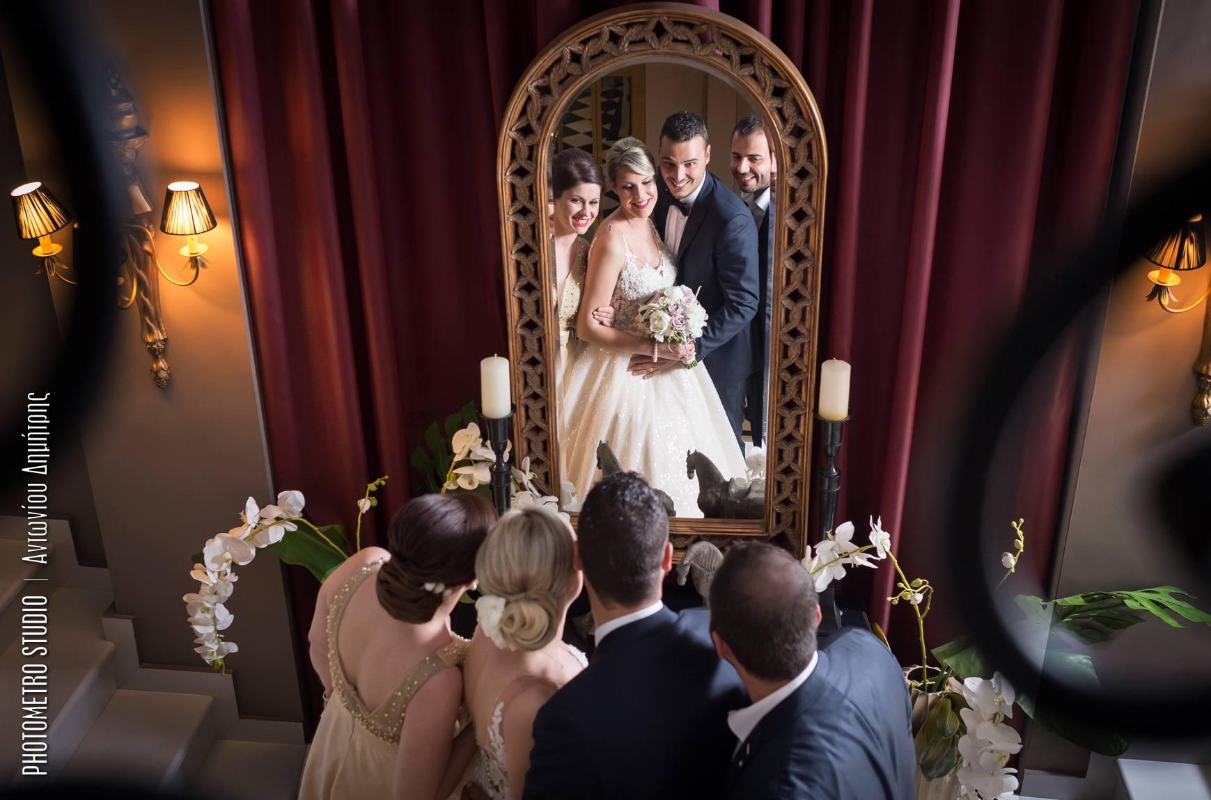ανοιξιάτικος γάμος