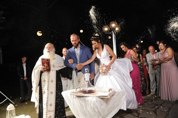 παραμυθένιος γάμος
