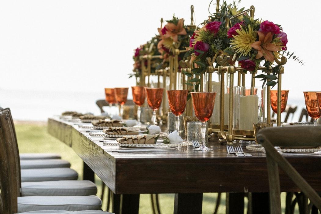 τραπέζια γάμου