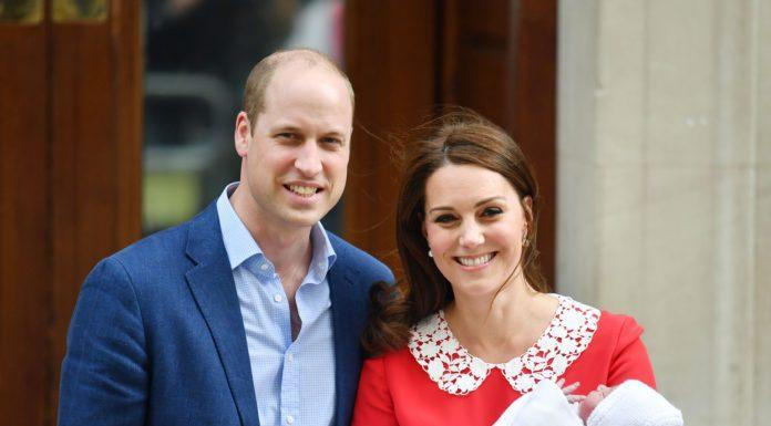 157d9b14c222 CELEBRITIES  H Kate Middleton Και Ο Πρίγκιπας William Ανακοινώνουν Το Όνομα  Του Τρίτου Παιδιού Tους