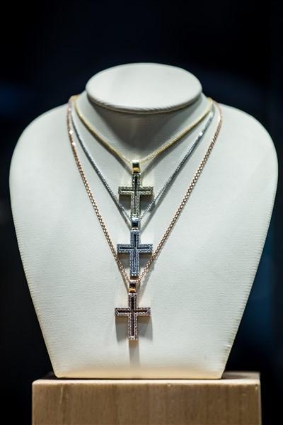 Ασημένιος Σταυρός-Εργαστήριο Χρυσοχοΐας Χατζηδημητρίου Στέφανος κόσμημα  σταυρός 90d4aaad97d