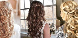 b0b3502bab1d WEDDING HAIR  Είσαι Καλεσμένη Σε Καλοκαιρινό Γάμο  Ανακάλυψε Το Κατάλληλο  Χτένισμα..
