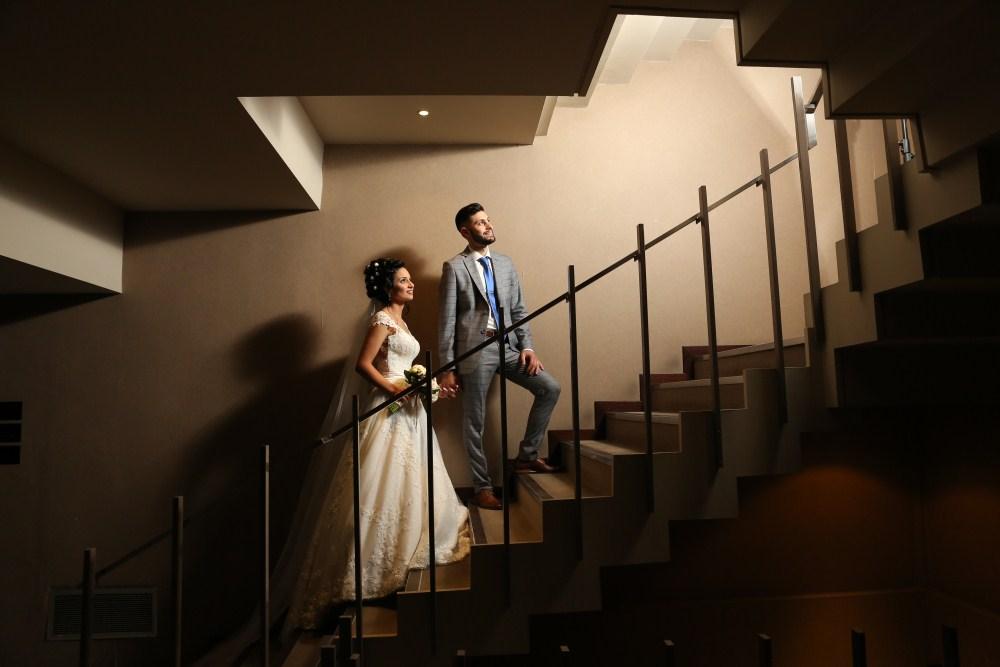 58b7173d6638 Ο γάμος της Άννας και του Ανέστη είχε μία ρομαντική νωχελικότητα που μας  γοήτευσε.