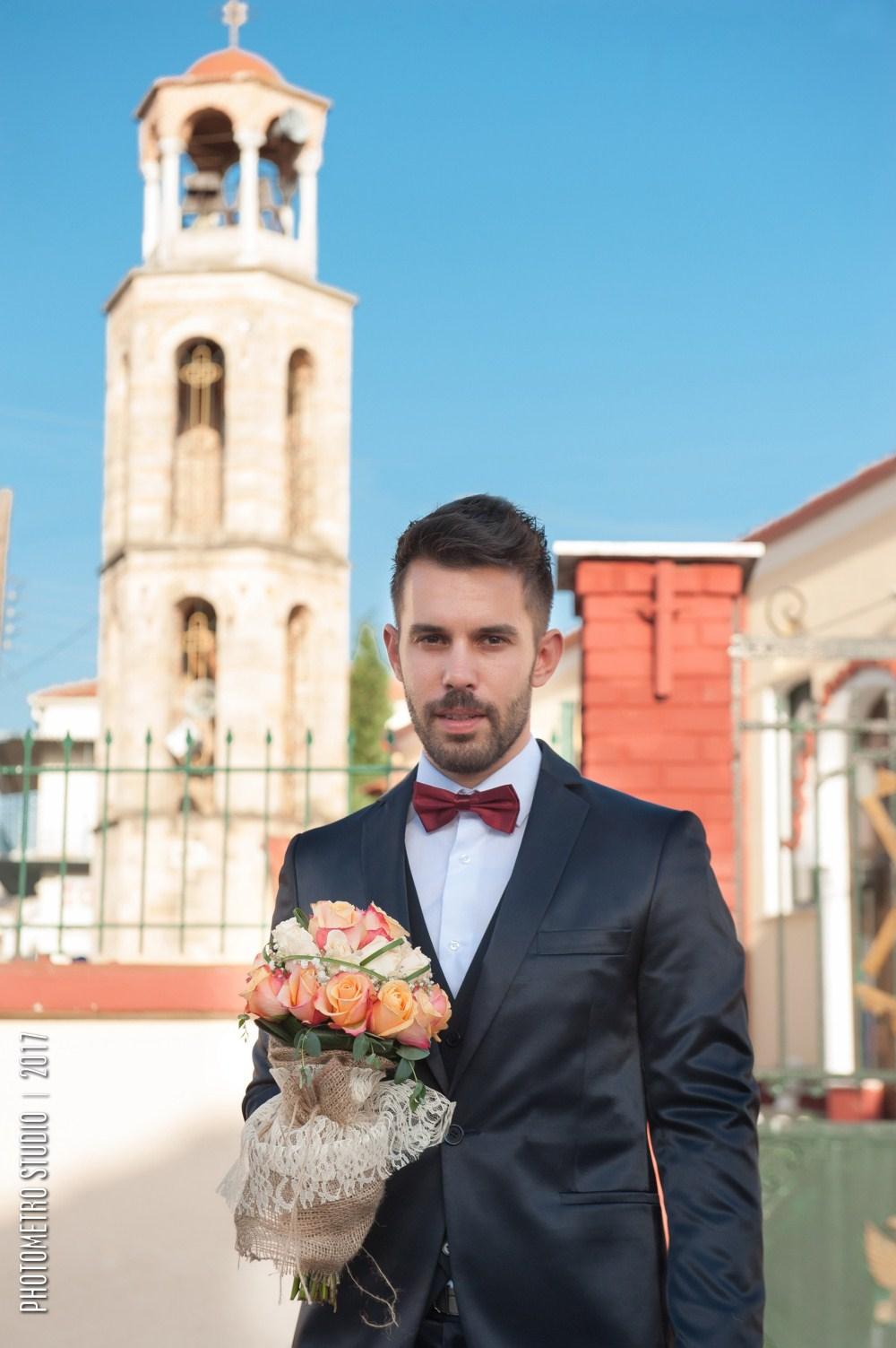 3b968a51ebdc O Κλασικός Γάμος Της Αιμιλίας Και Του Θανάση Στις Σέρρες • ogamosmas.gr